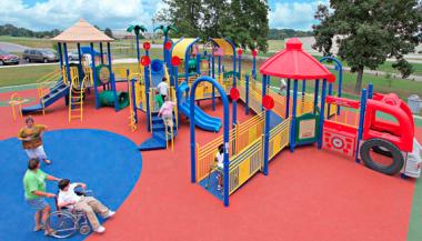 Diputado Rocafull promueve proyecto que obliga a la instalación de Juegos para Niños con Capacidades Diferentes