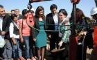 Ministra de Vivienda Coloca Primera Piedra de 324 Viviendas en Arica