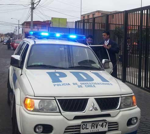 Mujer que había Sustraído a Menor desde CONIN, fue detenida por la PDI