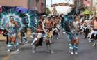 """Promocionan en Santiago Carnaval Andino """"Con la Fuerza del Sol"""""""