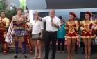 En el matinal del Canal MEGA promocionan Carnaval Andino 2015