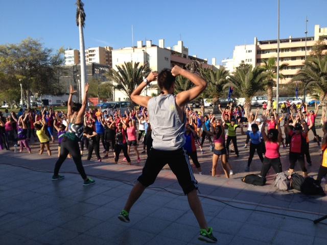 IND Realizó masivo cierre de Programa Mujer y Deporte en Parque Ibáñez
