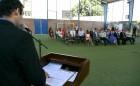 Centro de Justicia Juvenil de Arica realizó ceremonia de Certificación en Mecánica Automotriz