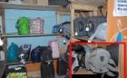 Encuentran droga Oculta en una Mochila que estaba en Custodia en Terminal de Buses