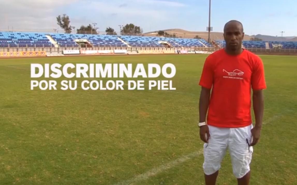 No Más Burradas !! Emilio Rentería protagoniza Video para Evitar Discriminación en Chile