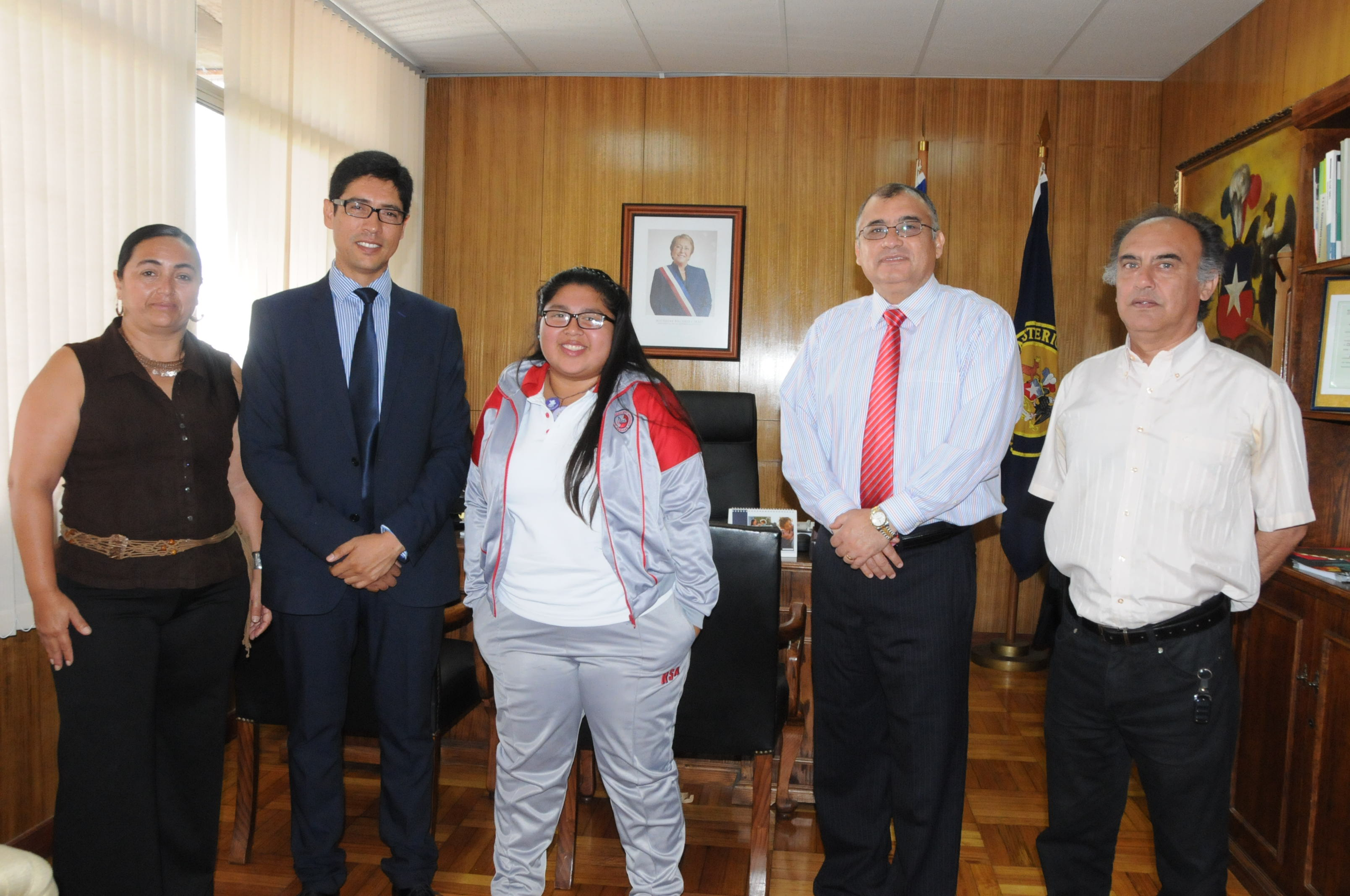 Estudiante ariqueña representará a Chile en foro iberoamericano en Brasil
