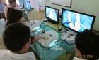 Con Transmisión de Cirugía en Vivo se realizó Primer Curso de Laparoscopía en Arica