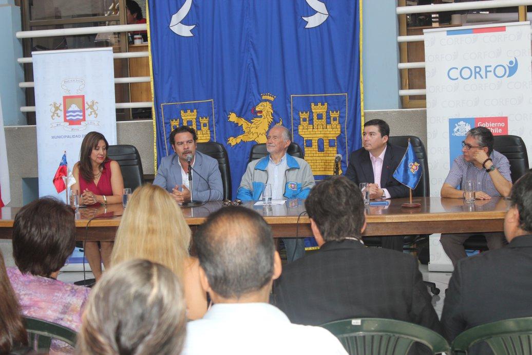 En Arica será el Primer Torneo   Gastronómico con productos típicos de   nuestra región