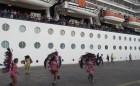 Con más de tres Mil Turistas Llegó  Crucero Infinity