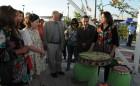 """Nuevo """"Parque Chile"""" del Programa de Recuperación de  Barrios en Arica: Inversión fue de 848 millones de pesos"""