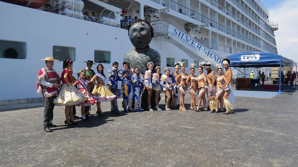 Turistas de Sexto Crucero recorrieron Principales Atractivos Regionales