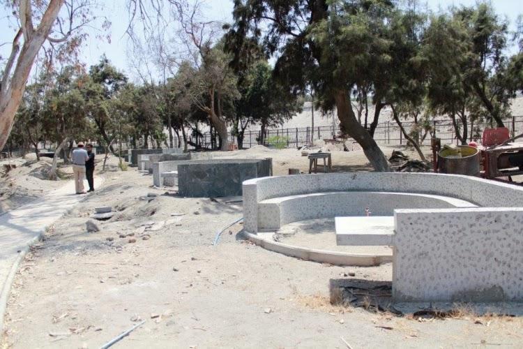 Primera Etapa de Remodelación del Parque Centenario partirá en Octubre de este Año