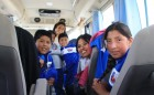 Periodismo Escolar en Putre : Alumnos Finalizan Taller Conociendo a las Momias Chinchorro