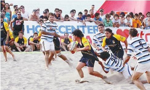 Parte Internacional de Rugby 2015
