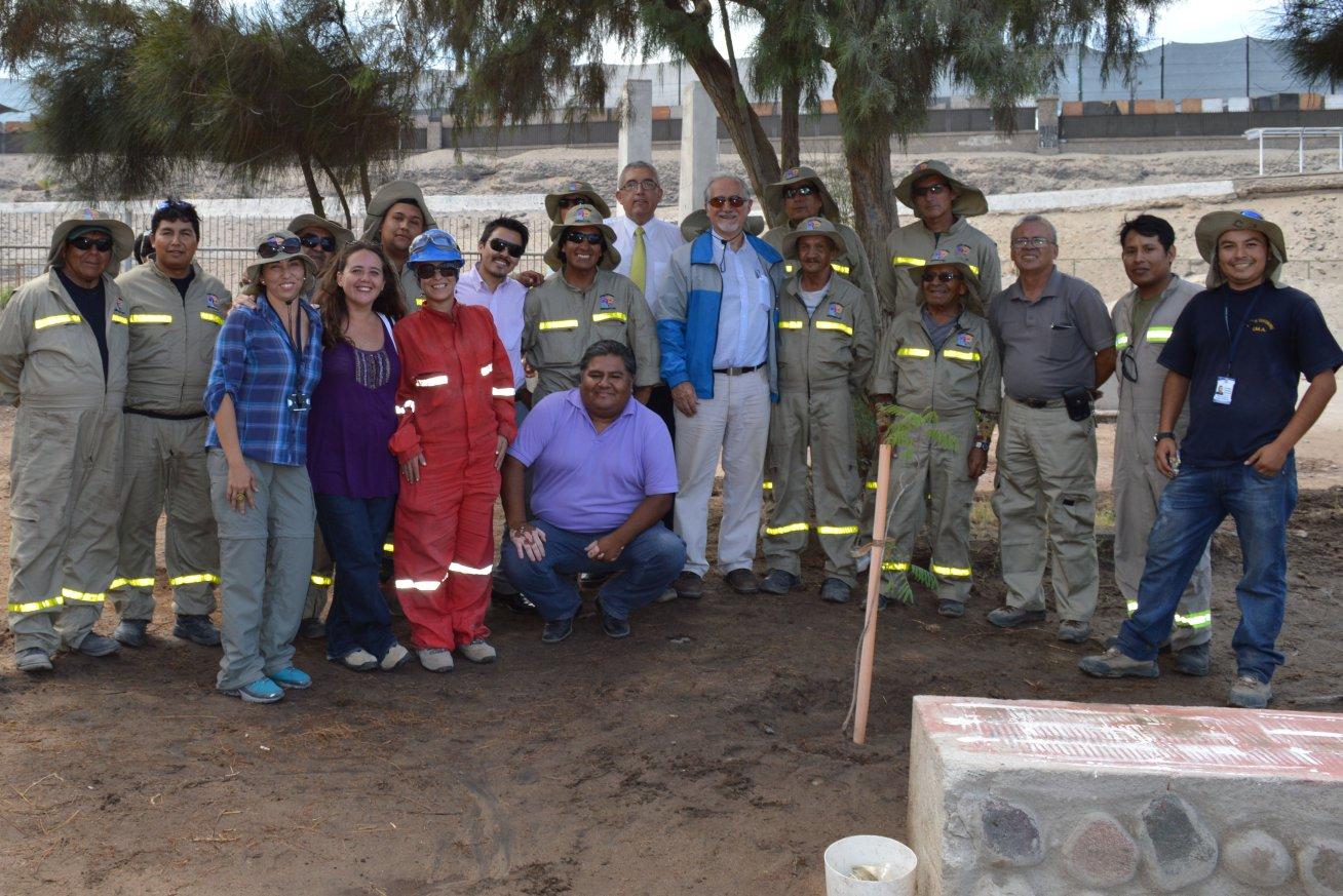 Comenzó Recuperación del Parque Centenario