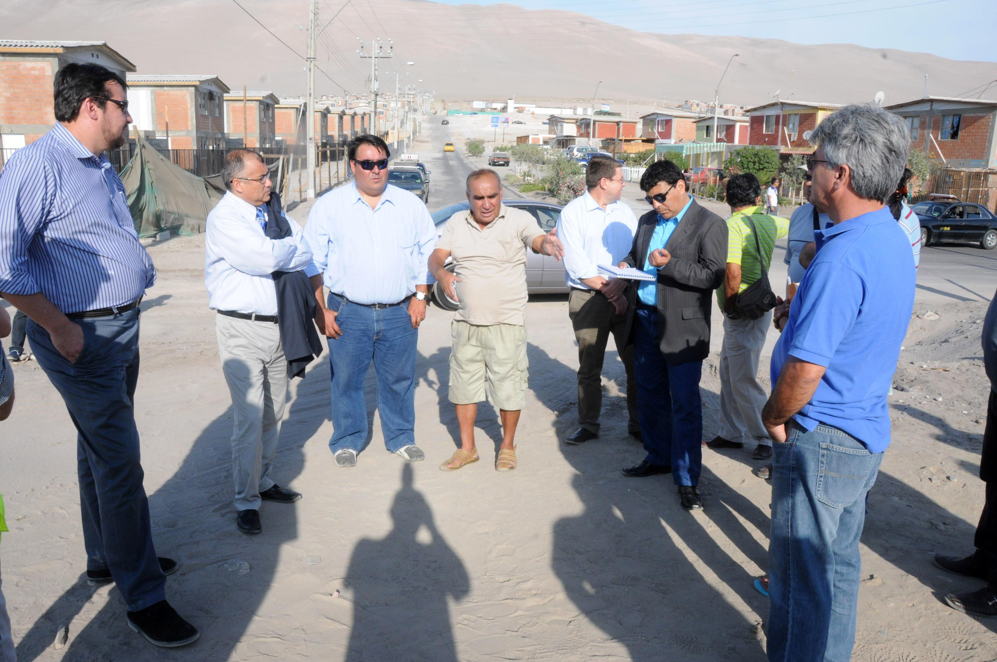 Choferes de Colectivos piden Mejorar Conectividad Vial en sector norte de la Ciudad