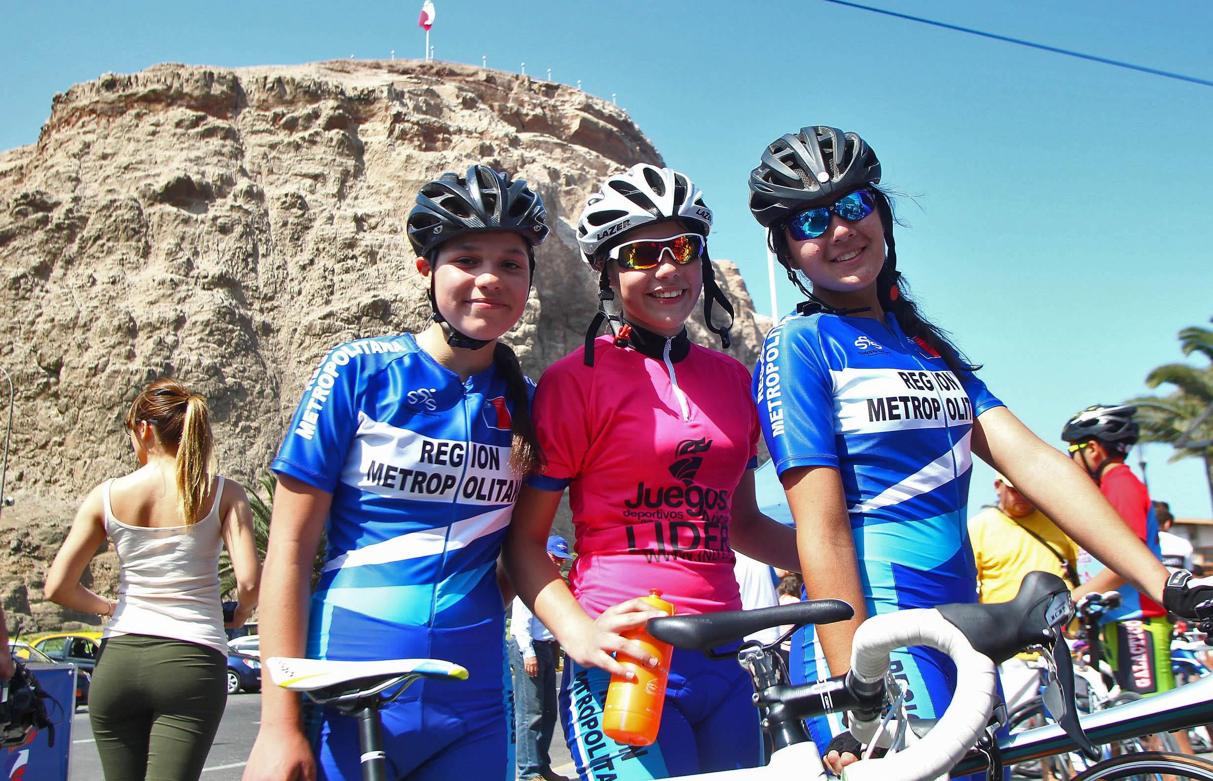 Arica Sede de los Juegos Deportivos Escolares