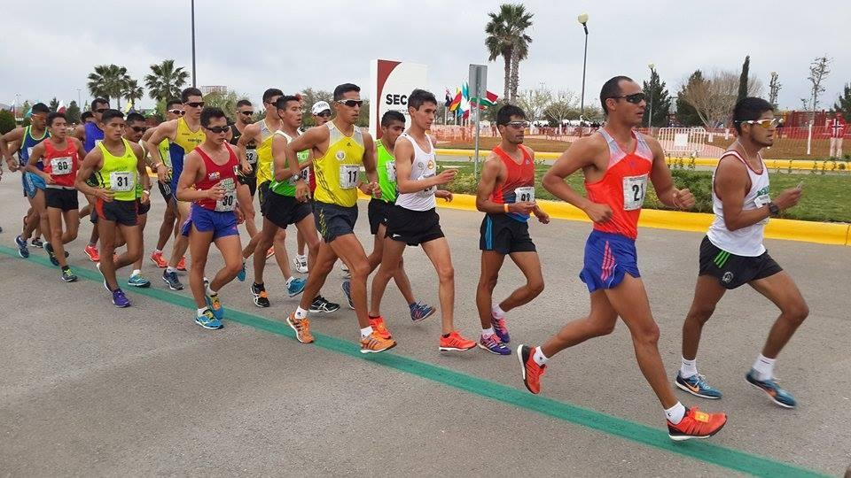 Marchista Ariqueño Edward Araya Clasificó para los Juegos Olímpicos de Río 2016