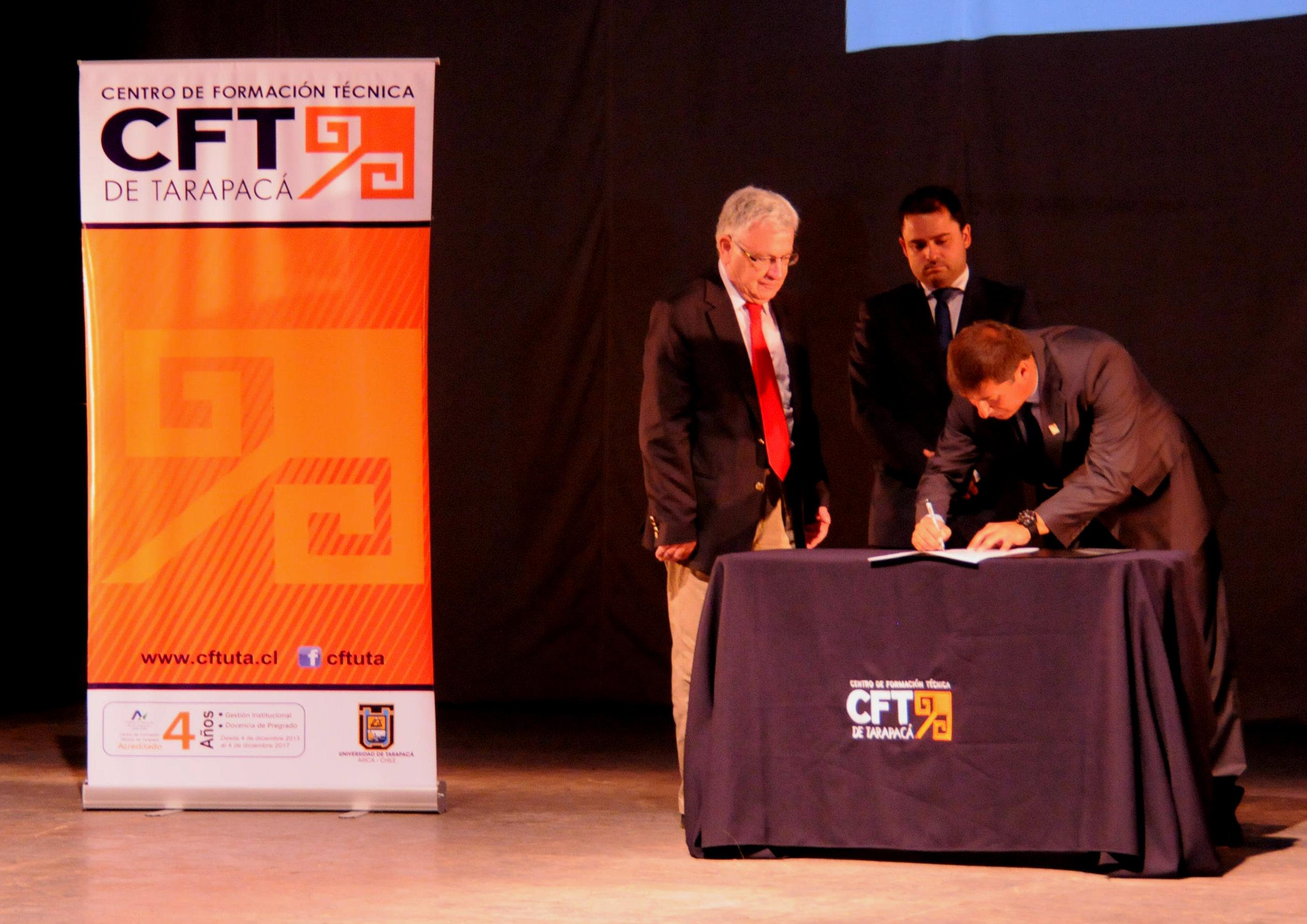 CFT de Tarapacá ejecutará iniciativa financiada por el Ministerio de Educación