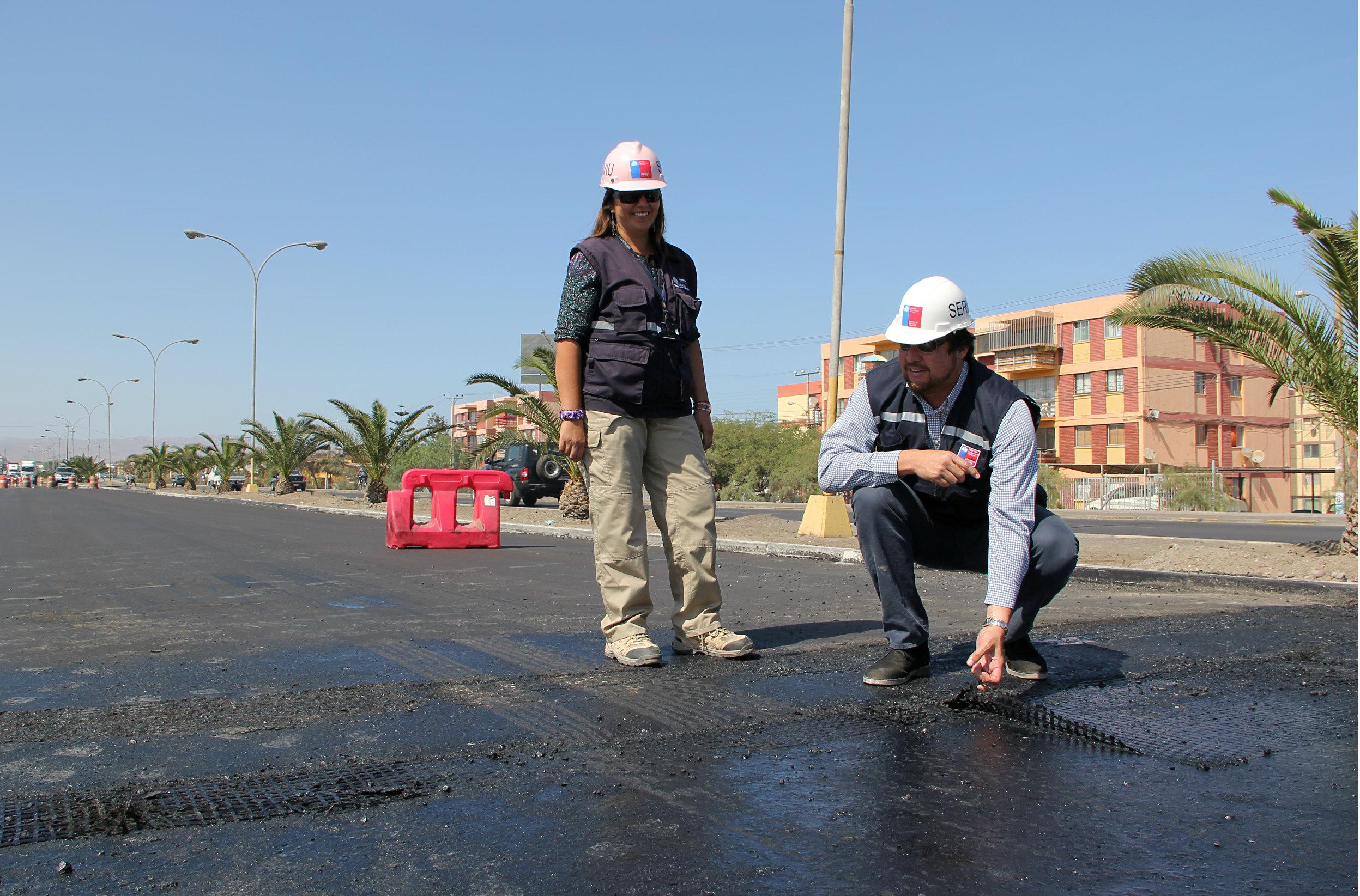 Serviu dio a conocer las Calles que serán Reparadas en Arica