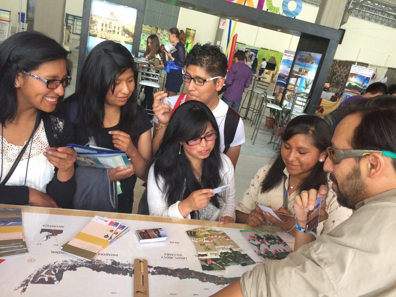 Arica y Parinacota en Feria Internacional de Turismo FIT