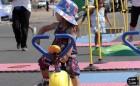 """Programa """"Parque Públicos"""" del IND Llevó el Deporte a Niños del sector Norte de la Ciudad"""
