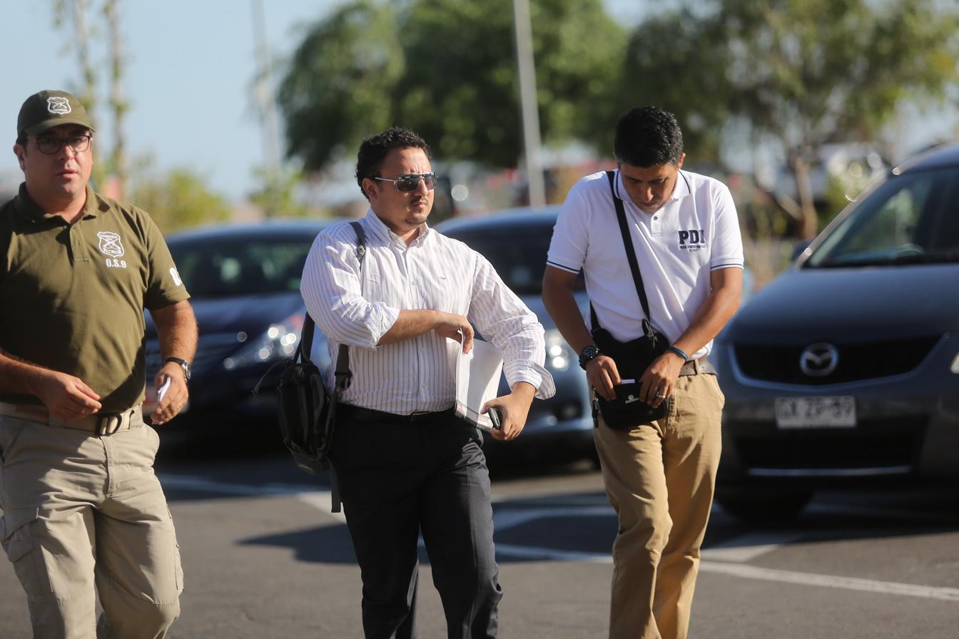 Carabineros Asesinados en la Frontera: Fiscal viaja a Tacna para   coordinar diligencias con la Fiscalía Peruana