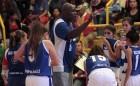 Ex Integrante de  la National Basketball Association NBA  dirige Escuela   formativa en Liceo Domingo Santa María