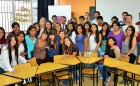 Universidad de Tarapacá Da Bienvenida a  Estudiantes Extranjeros Becados