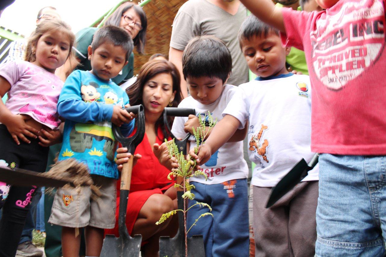 Programa Quiero mi Barrio: Buscan Educar y  Concientizar a Niños en Cuidado del Medioambiente