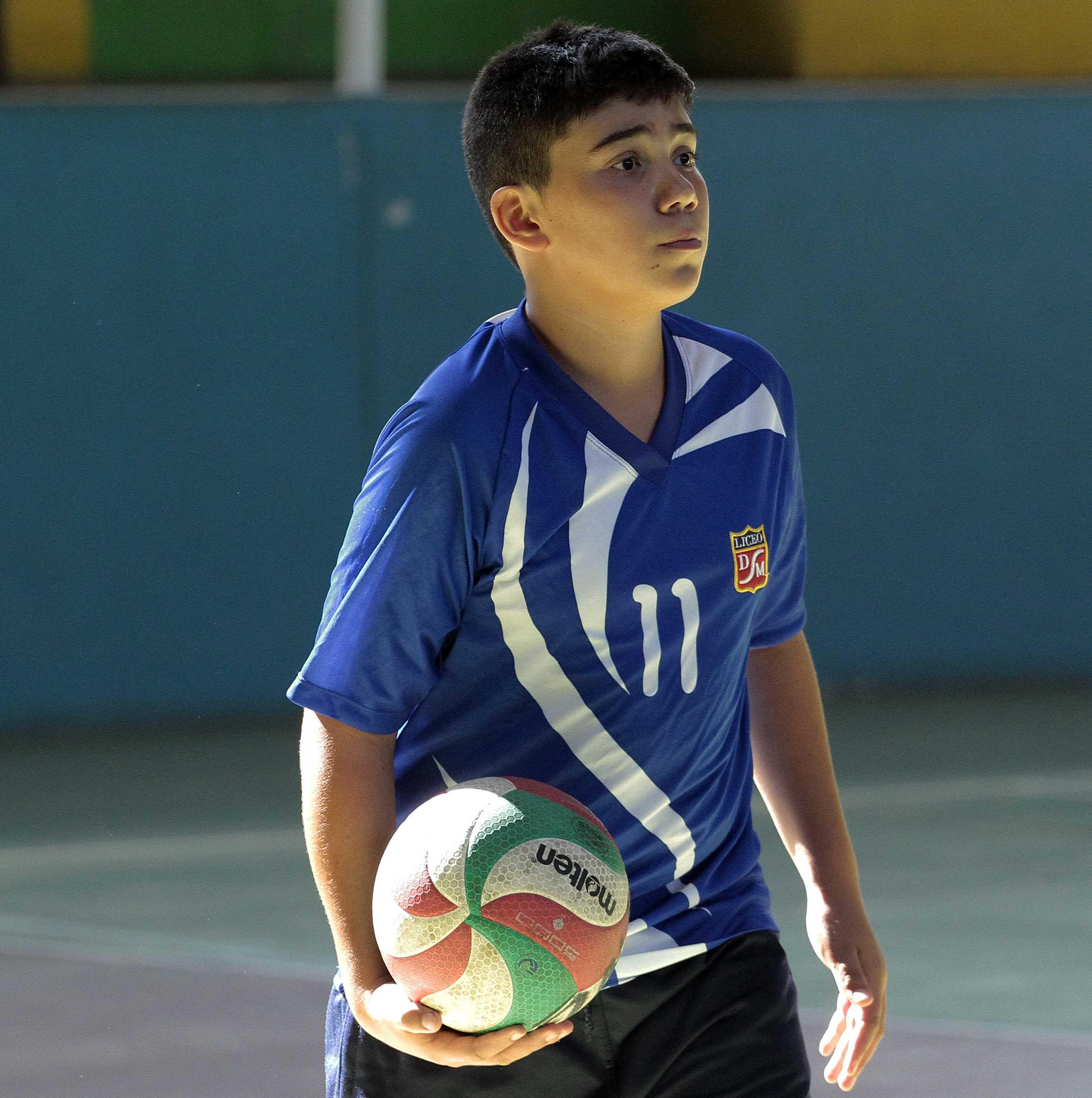 Juegos Deportivos Escolares 2015: Liceo Domingo Santa María en Final Nacional de Vóleibol