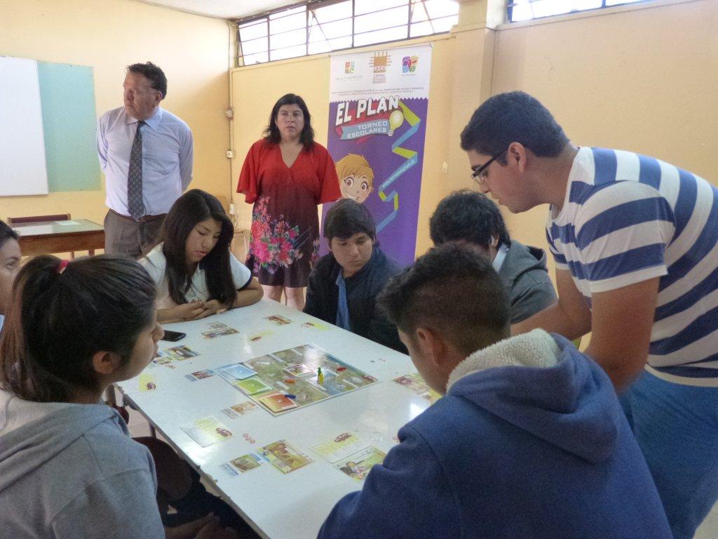 Jóvenes Creativos, Emprendedores e Independientes : Comienza Torneo de   Emprendimiento Interescolar