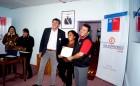 FOSIS Certificó Etapa de Financiamiento a Emprendedores en Putre