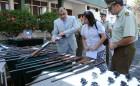 """Exitoso Programa """"Entrega Tu Arma"""": Pistolas, Revólveres y Rifles se han   Entregado a la fecha en Arica"""