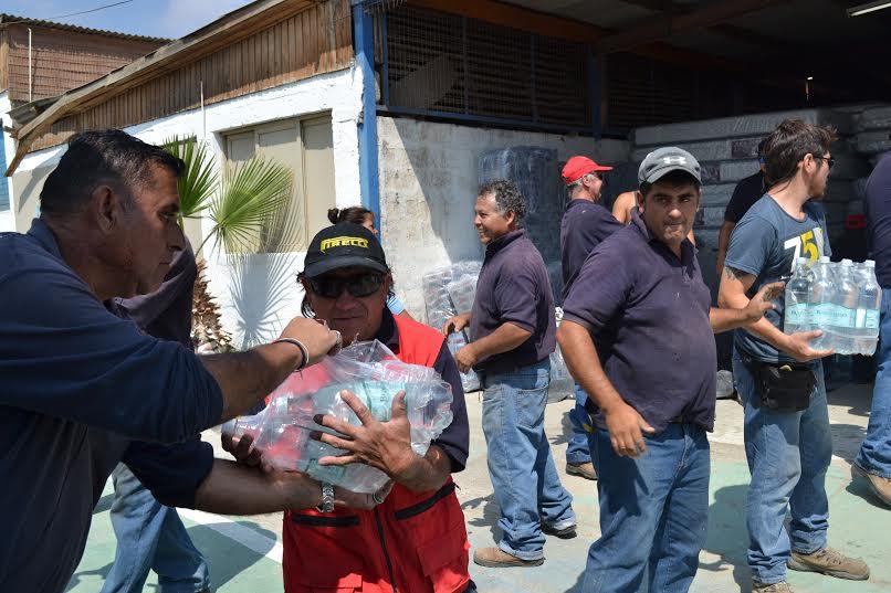 Asociación de Municipalidades del Norte Analizan   como Ayudar en forma Efectiva a Ciudades   Afectadas por Aluvión