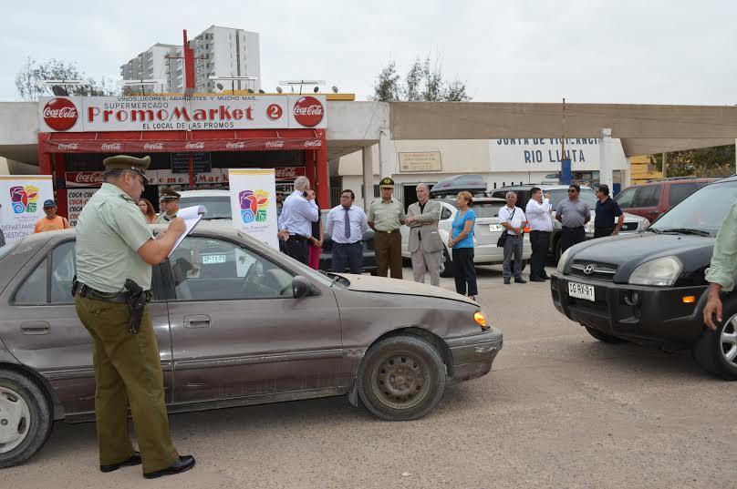 5 mil Autos abandonados serán Retirados de las Calles de Arica