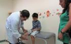 Tratamiento con Tecnología de Punta en Hospital de   Arica Permitió a Niño Boliviano Salvar su Pierna y Voler a Caminar