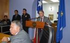 Cambio de Mando en la Educación Municipalizada Se  Va Mario Vargas