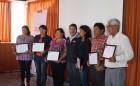 Familias de Campamentos Recibieron Emprendimientos Sociales