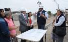 En sector Afectado por Polimetales Invierten 1.662 millones de pesos en   Remodelación del Parque Chapiquiña