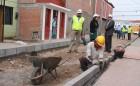 Pavimentación Participativa donde Todos   Aportan : Ahora es el Turno de Población  Nueva Esperanza