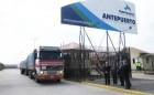 Conocida y Molesta Congestión vial en el Acceso al Puerto será Reducida :   Inauguran Moderno Estacionamiento para Camiones en Lluta