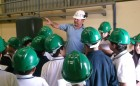 Creciente Interés por Conocer Planta de Producción de Agua Potable en Arica