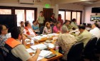 Alerta Amarilla y nueva reunión del COE por actividad del Volcán Guallatire