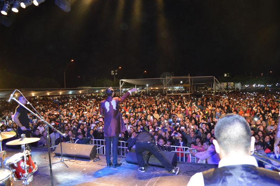 Éxito Total en Fiesta de la Integración en San Miguel de Azapa: Diez mil personas Disfrutaron de Ráfaga