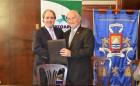 Municipio y Empresa Portuaria Firman Histórico Convenio de Colaboración Mutua