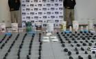 Dos Bolivianos Mantenían un Laboratorio Clandestino de Cocaína Base