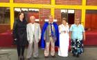 """Adultos Mayores Celebraron Bodas de Oro del Club """"Nuestra Señora del Carmen"""""""