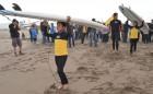 Escuela Municipal de Surf parte con 50 Alumnos  de la Educación Pública