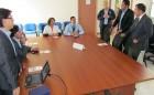 foto reunion eficiencia energetica hospital arica